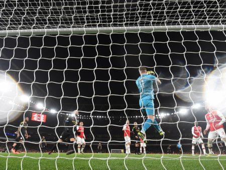 Arsenal oli Valioliigan toiseksi kuumin joukkue, mutta sen pelissä oli yksi iso ongelma