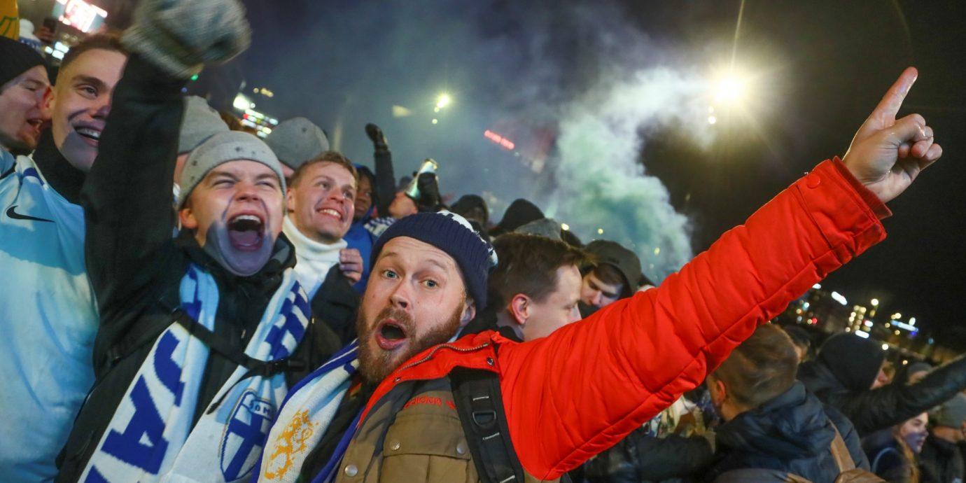 Huuhkajat herätti suomalaisen urheilun suurimman jättiläisen, josta tulee nyt globaalin jalkapalloperheen jäsen