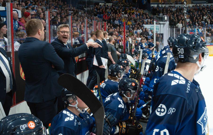 Pekingin olympialaiset voisi olla Jukka Jalosen pääsylippu NHL:ään