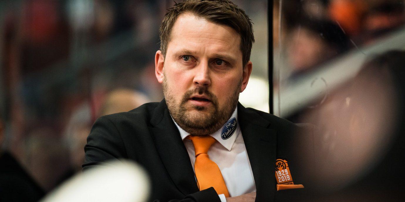 Antti Pennasella on tie auki Leijonien seuraavaksi päävalmentajaksi