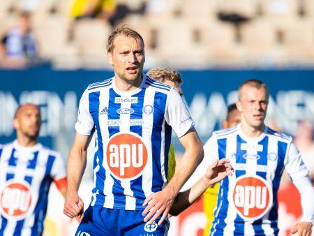 HJK on Veikkausliigan suurin mestarisuosikki, vaikka sen pelissä onkin vielä ongelmia