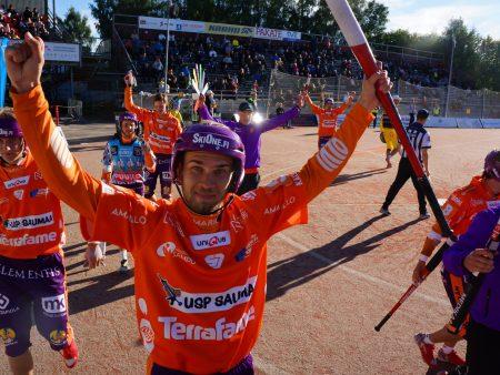 Sotkamolla on Joensuu-tappioista huolimatta sauma jopa Suomen mestariksi
