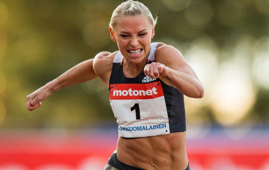 Annimari Korte on kritiikissään oikeassa – SUL ja Yle unohtivat urheilijat tv-aikatauluissa