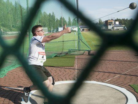 Aaron Kangas on vielä raakile, mutta hänen kehitysnäkymänsä on Suomen hurjin