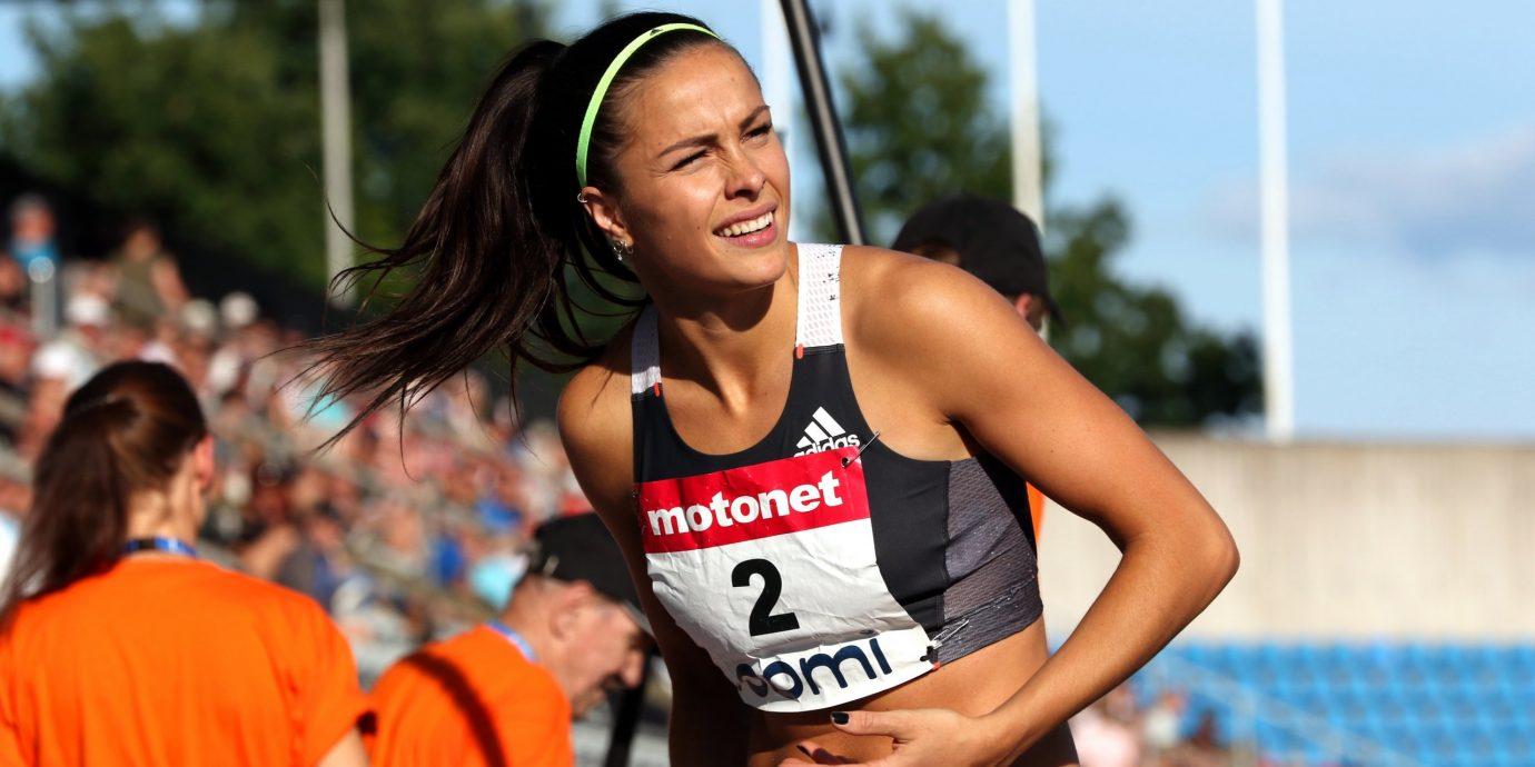 Yleisurheilu on herättänyt tutun kysymyksen, onko naisurheilijan vartalo työväline vai objekti?