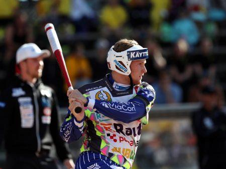 Perttu Ruuska on matkalla huippulukkariksi ja Suomen parhaaksi pesäpalloilijaksi