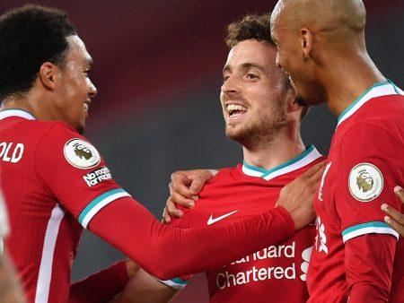 Liverpool ei ole mestaruuskrapulassa ja sen takia sen dominointi on jatkunut