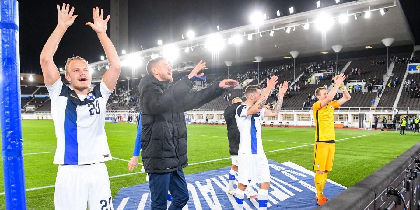 Huuhkajat on mennyt viime vuodesta eteenpäin, sen komea Bulgaria-voitto osoitti