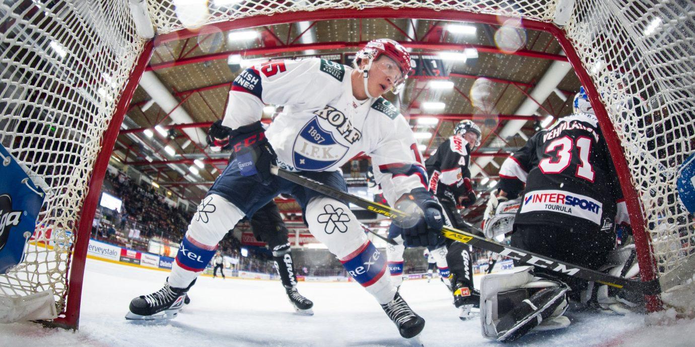Anton Lundell on älykäs jääkiekkoilija, jonka potentiaalista on raapaistu vasta pintaa