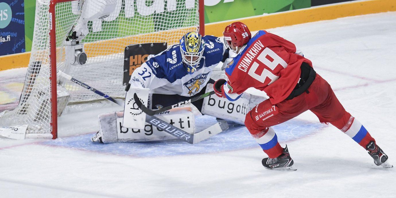 Leijonat kyykkäsi Venäjän nuoria vastaan ja niin kyykkäsi myös Kimmo Timonen
