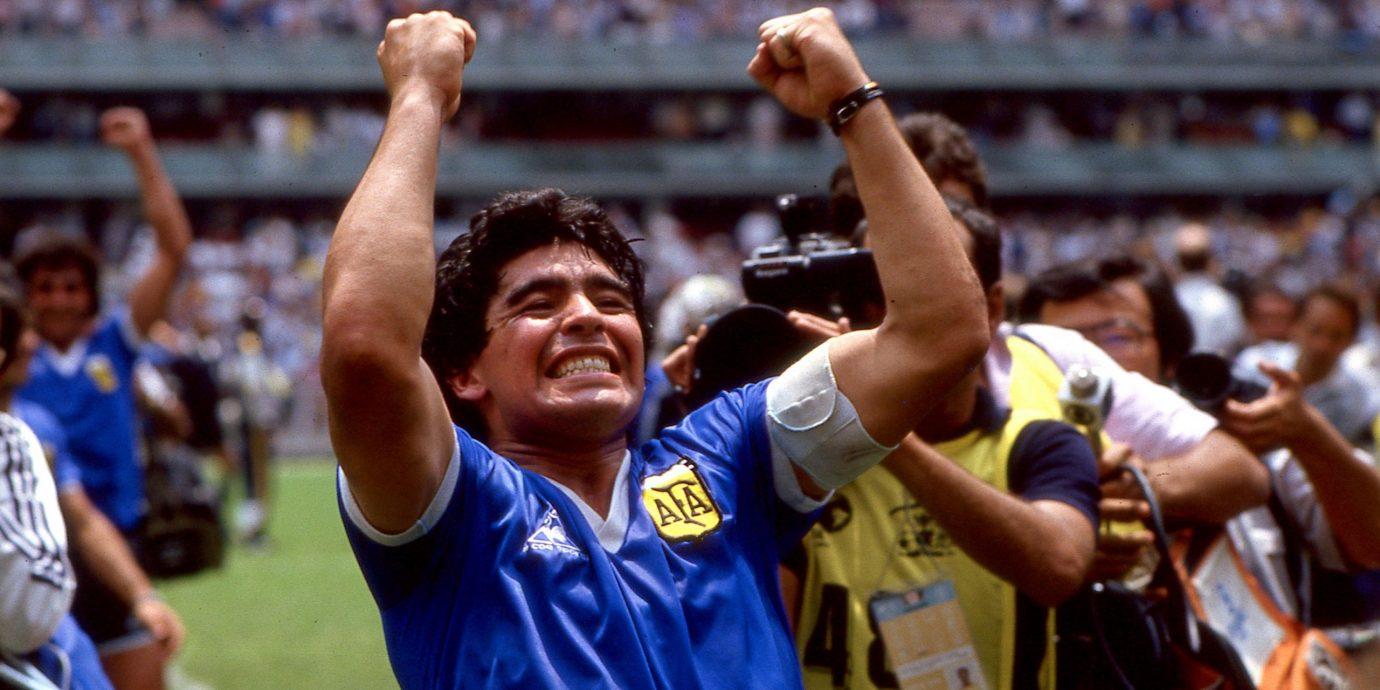 Maradona oli kaikkien aikojen suurin, koska hän osasi parhaiten sen mitä jalkapallossa pitää osata