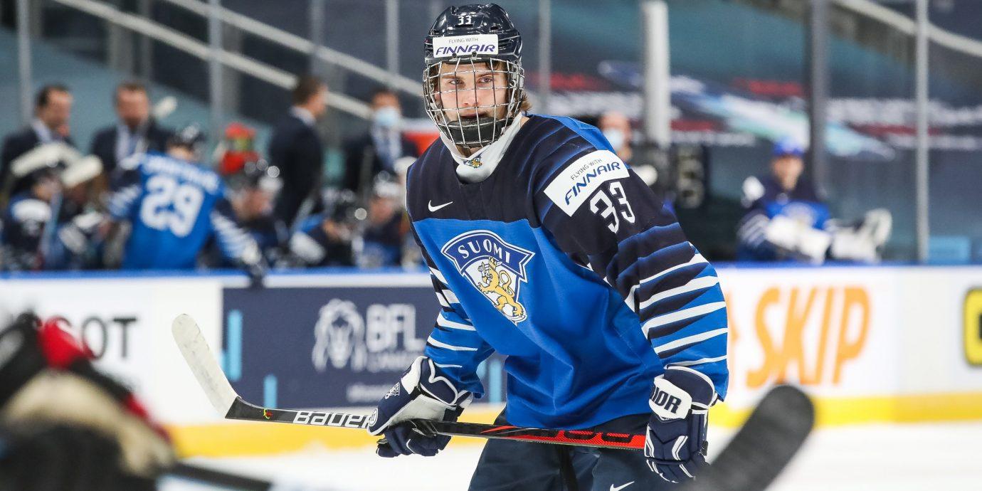 Brad Lambert on suurlupaus, jolla on suomalaispelaajaksi huimia poikkeusominaisuuksia