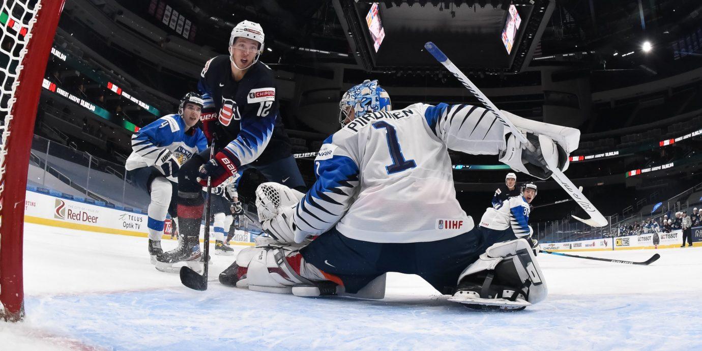 Suomi Usa Jääkiekko 2021