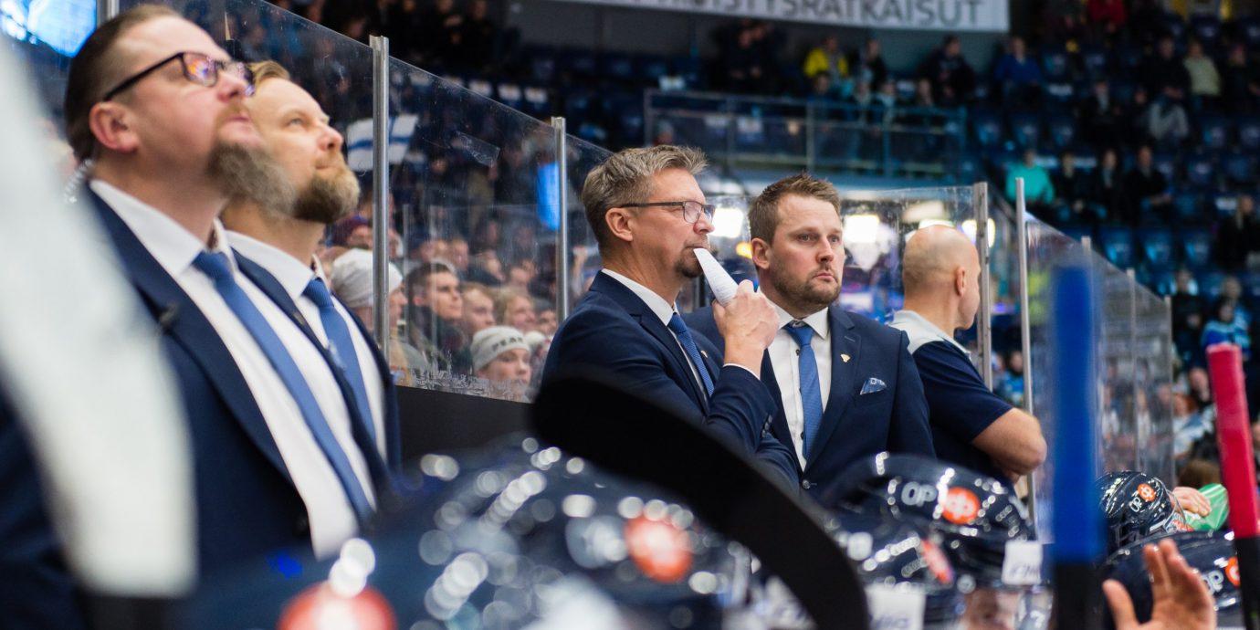 Petteri Sihvonen tulkitsee Meidän peliä väärin ja tavalla, jossa koko jääkiekon logiikka ontuu