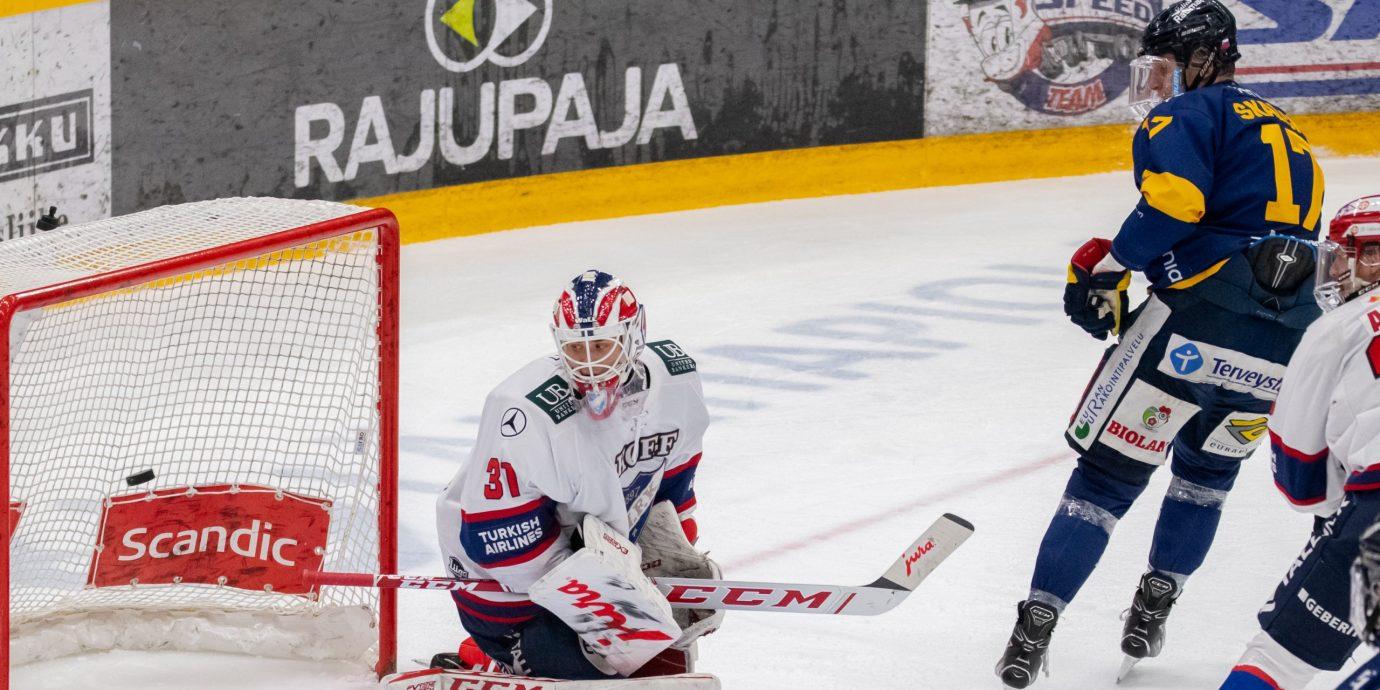 Lukko teki HIFK:ta vastaan maalin, joka tarjoaa henkeäsalpaavan oppitunnin kaikille jääkiekkoihmisille