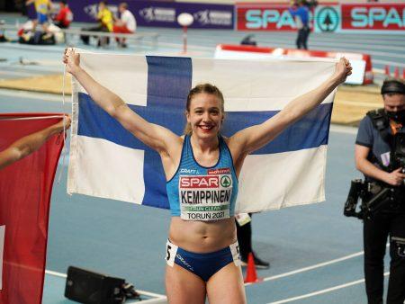 Lotta Kemppinen ja Ella Junnila kruunasivat 2000-luvun parhaan kisareissun yleisurheilussa