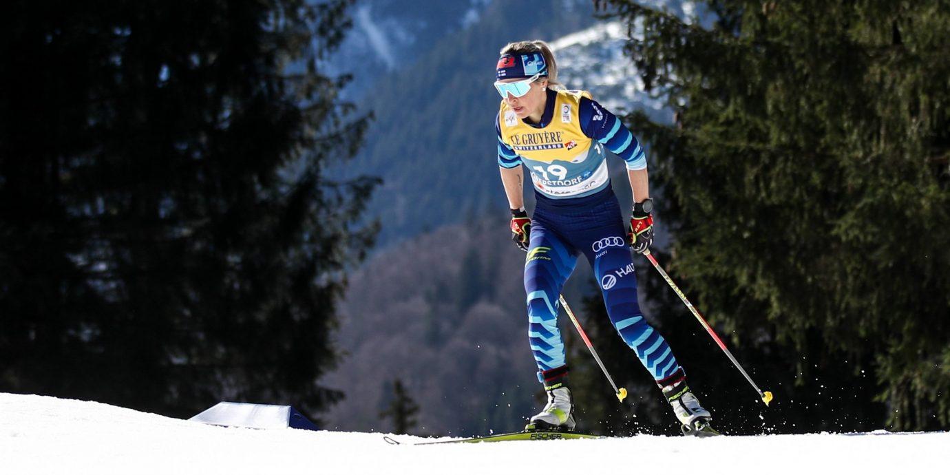 Riitta-Liisa Roponen urheiluvuoden yllättävin valopilkku – hyvä vire herättää ohuen toivon viestiin