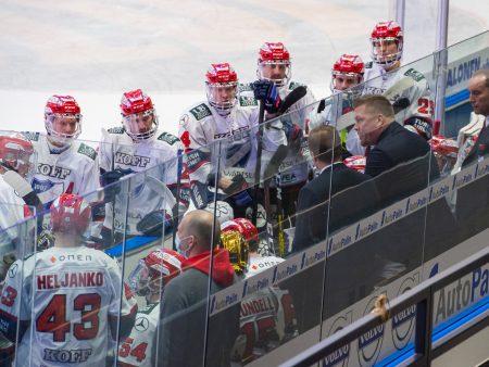 HIFK:n palapelin kestävyys testataan heti maanantaina – Kärpillä on puolivälierissä sauma
