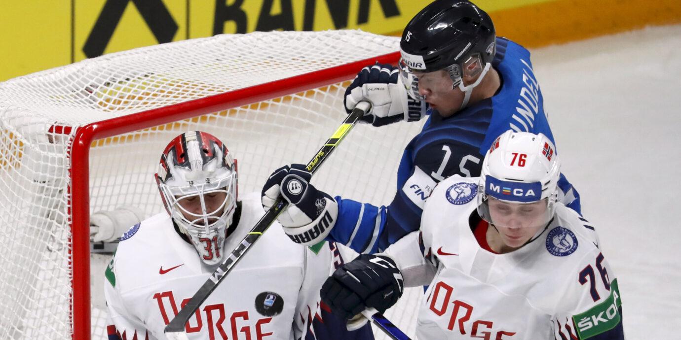 Leijonien jatkopaikka on jopa uhattuna MM-kisoissa, vaikka Norja kaatui