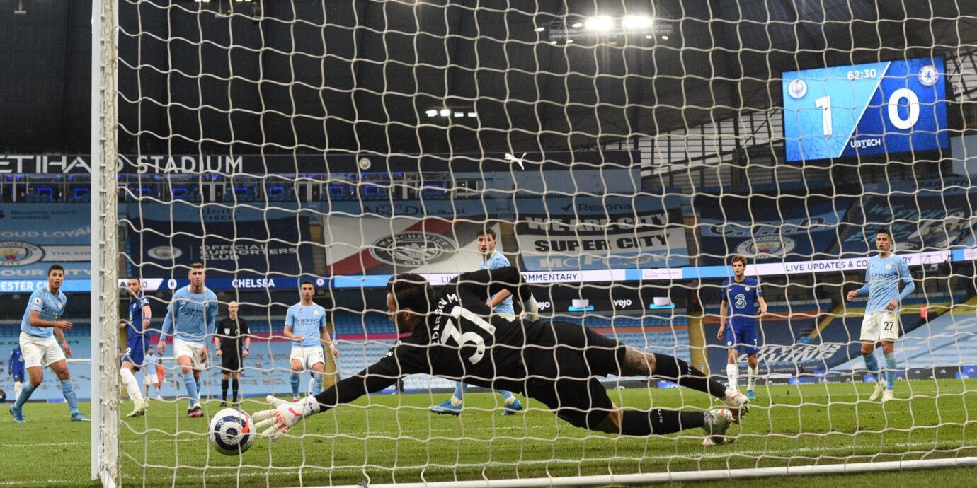 Chelsea voitti kahden maailman parhaan valmentajan jäätävän taktisen klassikon