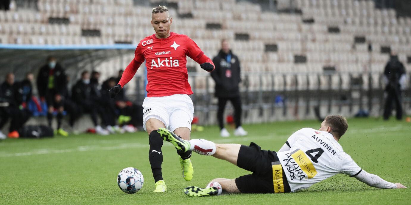 FC Haka on luisumassa väärille urille – Teemu Tainio ei ole osoittanut kehitysaskelia