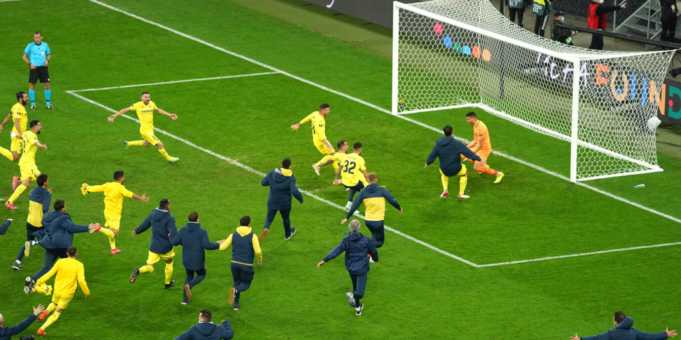 Villarreal murskasi Manchester Unitedin sydämet täysin tajuttomassa rp-kisassa