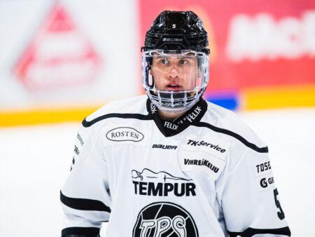 Eemil Viro on monipuolinen puolustaja, jolla on potentiaalia NHL:ään