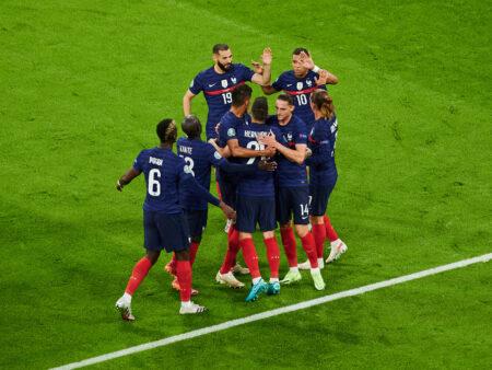 Ranska näytti hämmentävällä tavalla, miksi se on vaikea vastustaja EM-kisoissa