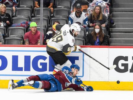 Colorado Avalanche kaatui megalomaniaansa NHL:n pudotuspeleissä