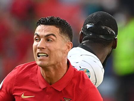 Cristiano Ronaldo on edelleen peto, joka voi haavoittaa Ranskaa