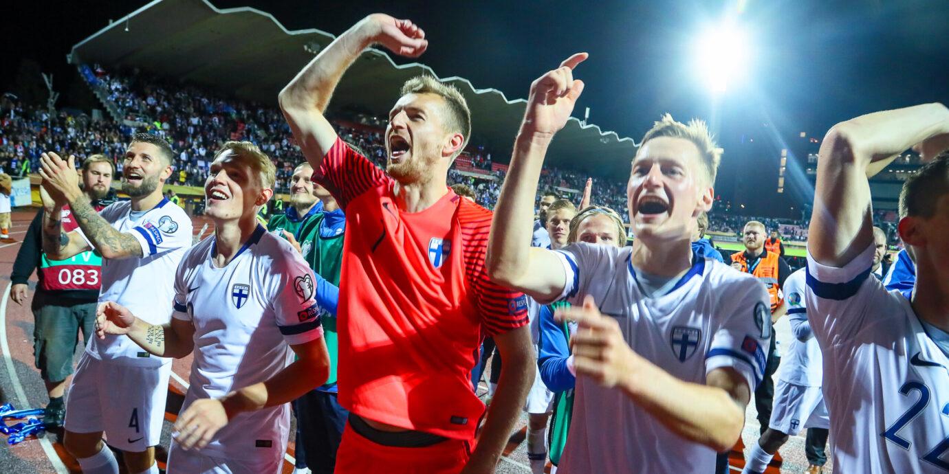 Jalkapallon EM-kisat ovat kiellettyä rakkautta kauneimmillaan