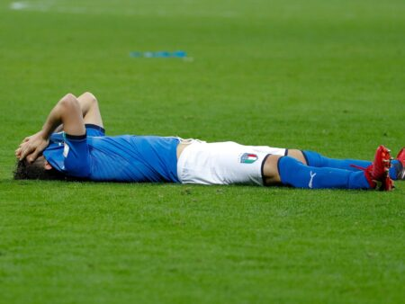 """Italia toipui maailmanlopusta – """"Putoaminen MM-kisoista teki jopa hyvää"""""""