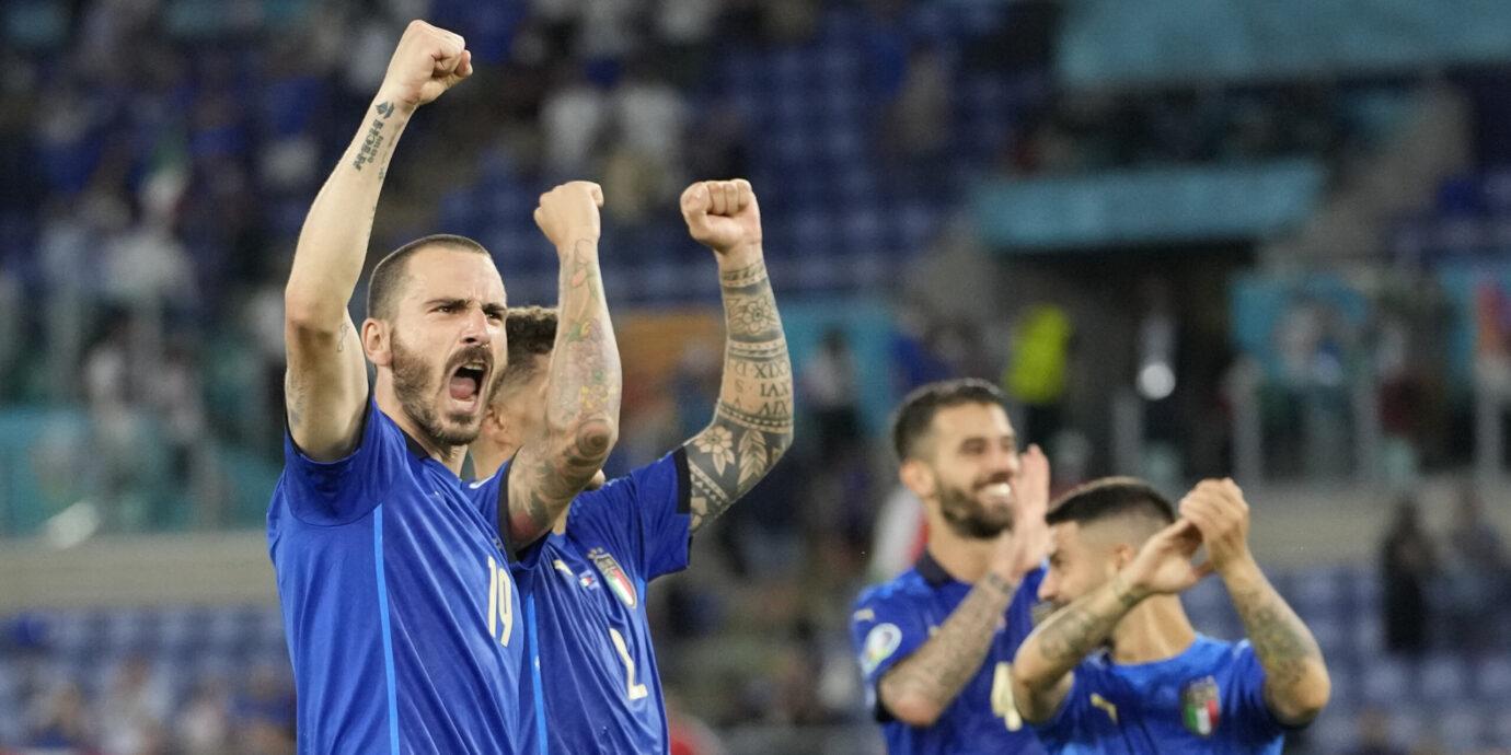 Terveiset Roomasta varoittavat liiallisesta innostuksesta Italian menestymisen suhteen