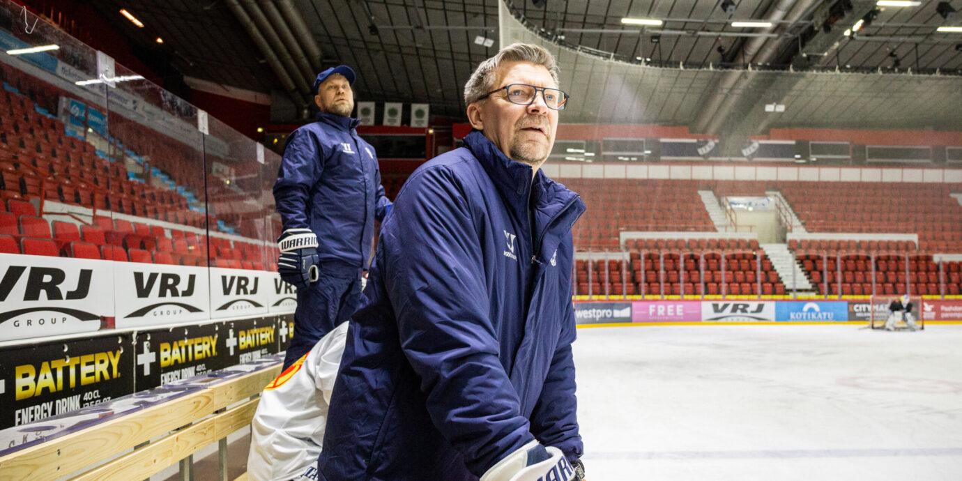Jukka Jalonen oli keväällä 2006 yhden ottelun päässä lopettaa uransa – ja minä myös