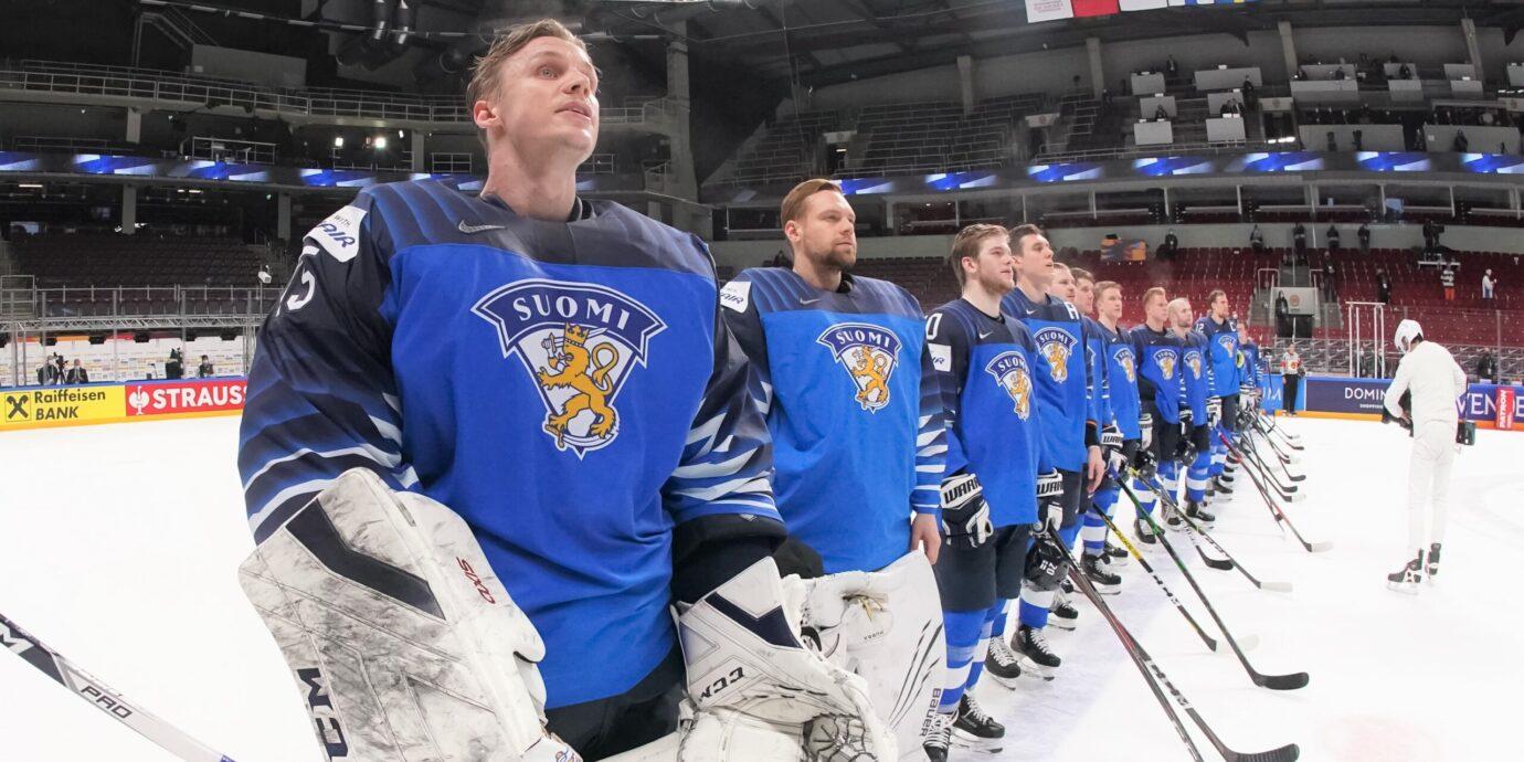 Jussi Olkinuora ei pelaa ilmiömäisesti, vaan toimii osana Leijonien kollektiivia