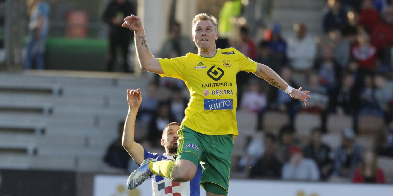 Mika Lahtinen teki huorittelullaan palveluksen suomalaiselle jalkapallolle