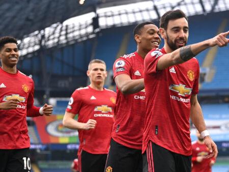 Manchester Unitedin liigamestaruus voi taas kaatua sen pelissä oleviin ihmeellisyyksiin