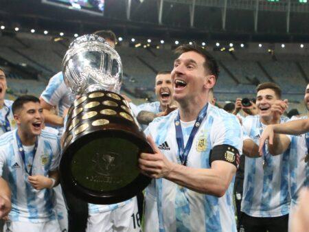 Copa Américan voitto merkitsee Messille enemmän kuin hänen suuruudelleen