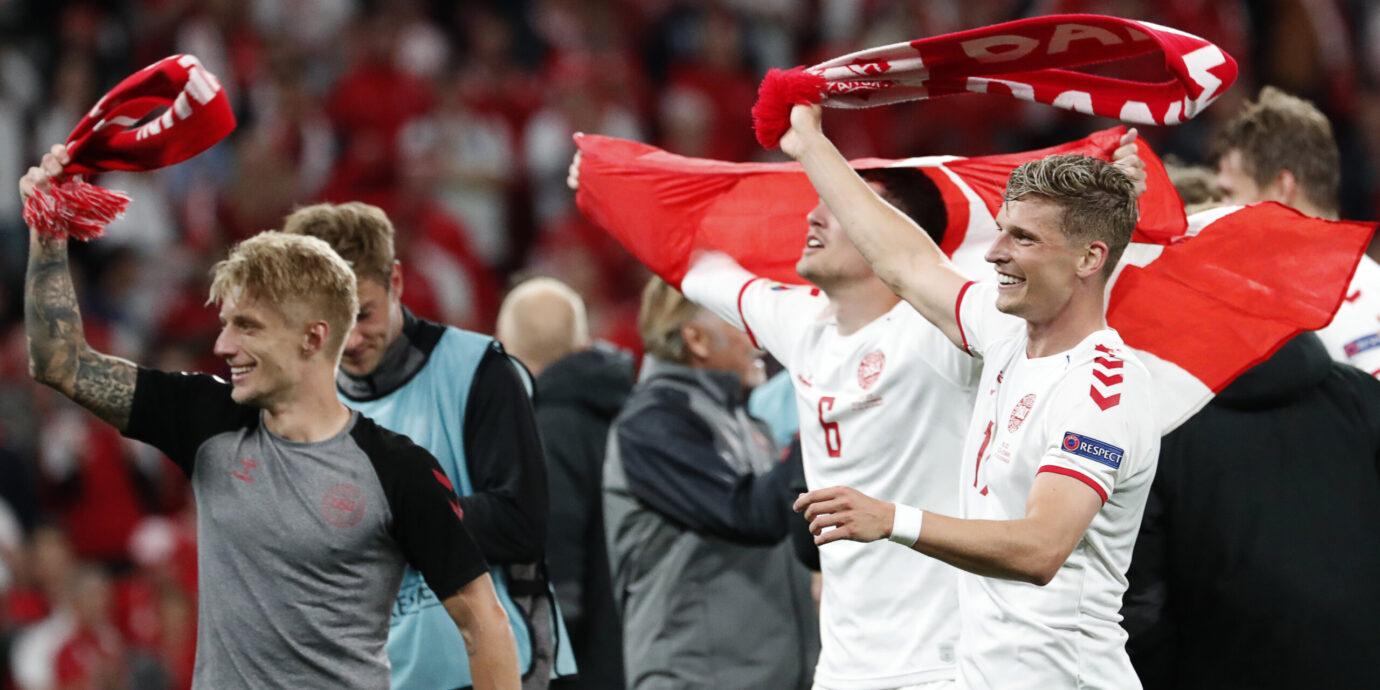 Tanska on kirjoittamassa satutarinaa, jota monet pitävät yllätyksenä, mutta peli ei