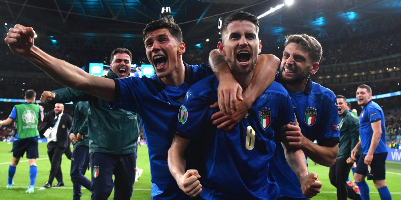 Italia murskasi Espanjan sydämet, koska se oli eheämpi ja timanttisempi joukkue
