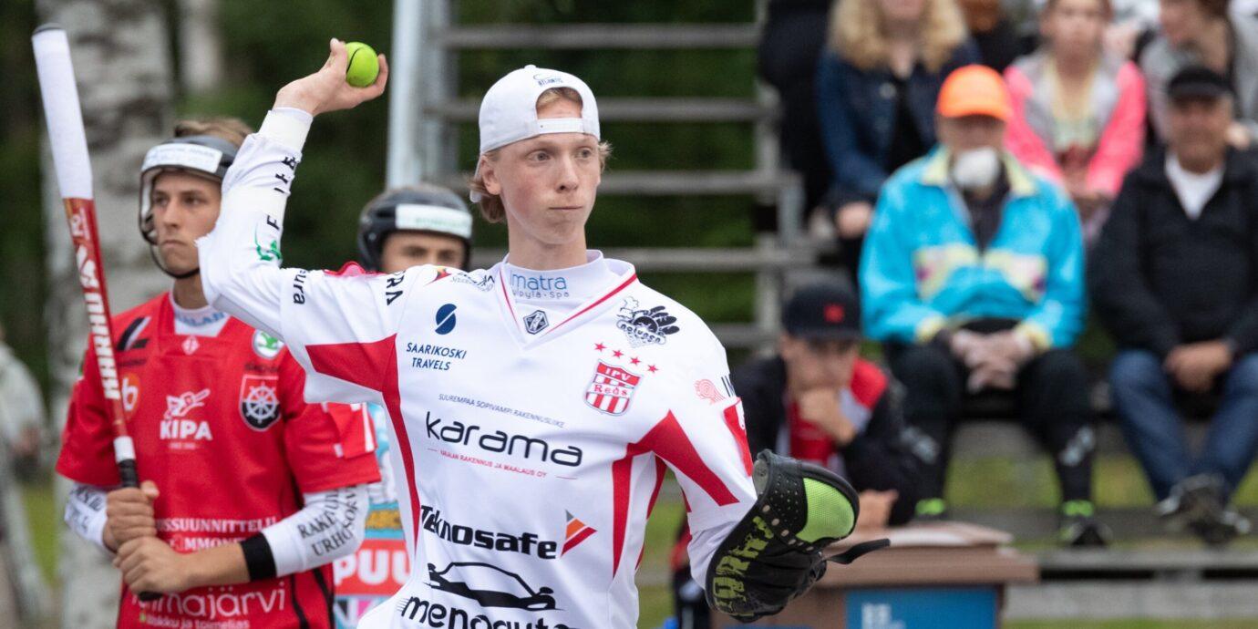 Rasmus Surakka on lukkarina luonnonlapsi ja yksi mielenkiintoisimmista lupauksista