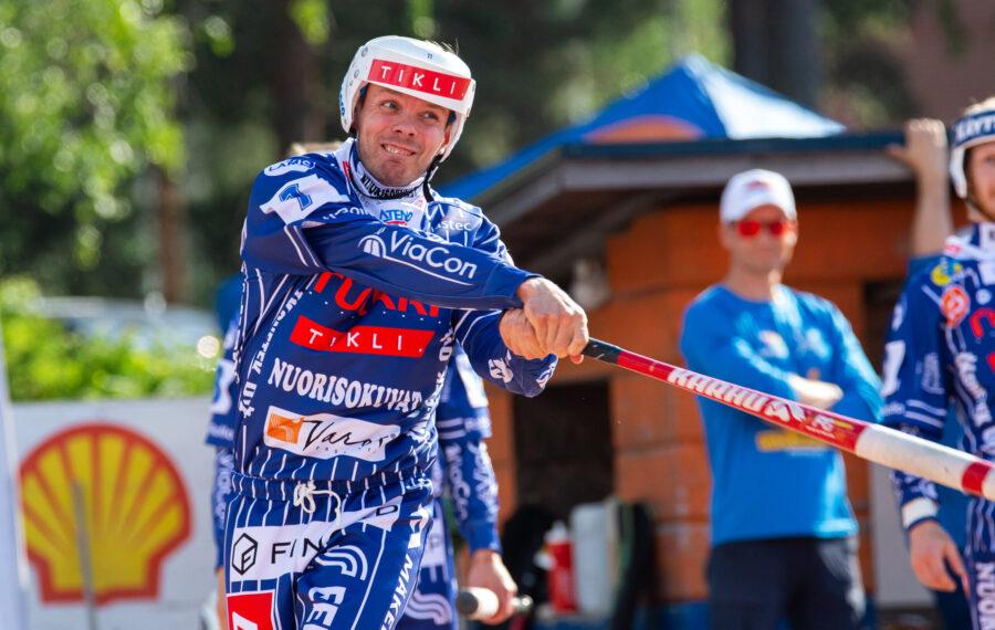 Veli-Pekka Yli-Hirvelä on varjojen soturi ja yksi tämän kauden parhaista ostoista