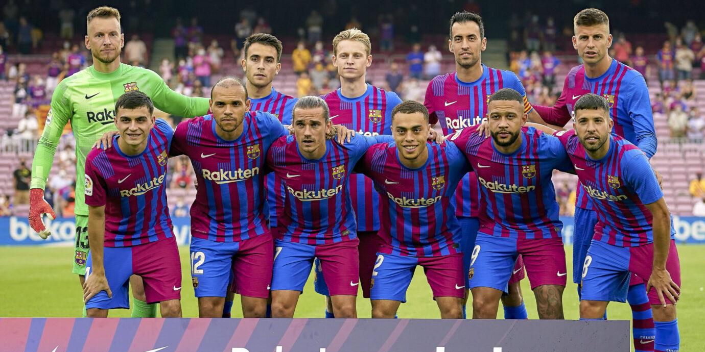 Barcelona ei ole jäänyt itkemään Messiä, mutta sillä on käsissään Messiä suurempi ongelma