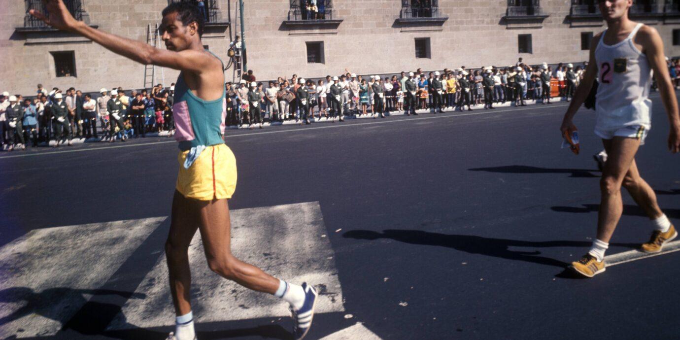 Historiallisen maraton-voiton takana on unohdetun helsinkiläispojan huima tarina