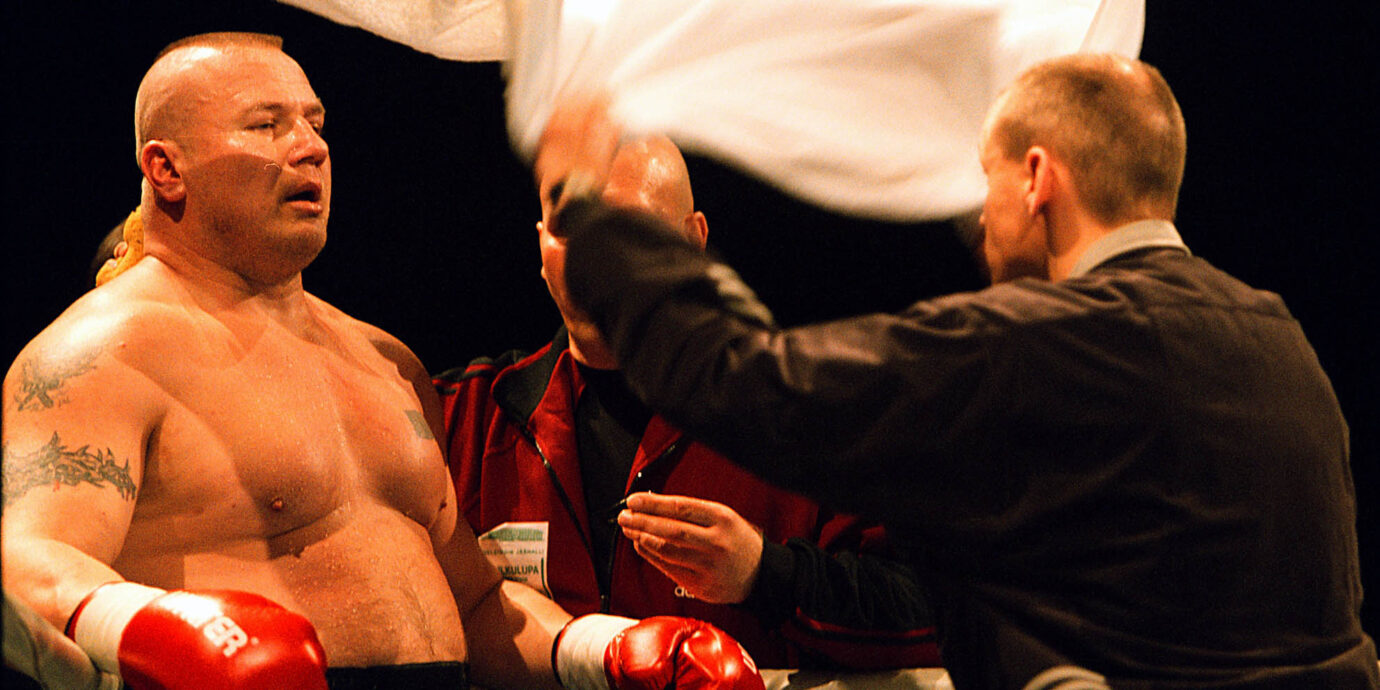 Tony Halme ylitti nyrkkeilijänä Amin Asikaisen kaikki odotukset