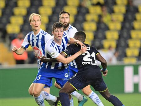 HJK:lla on paremmat mahdollisuudet voittaa ottelupari Fenerbahcea vastaan kuin Malmöa vastaan