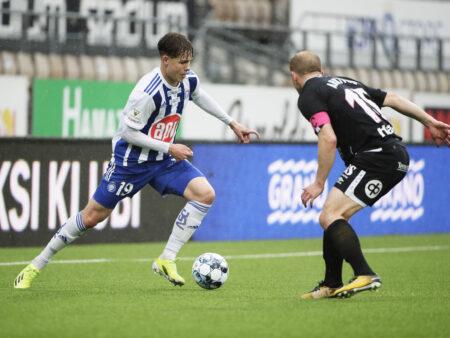 HJK joutuu eurokiireidensä puristuksessa vaikeaan välipeliin FC Lahtea vastaan