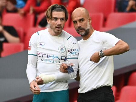 Jack Grealish mahdollistaa Manchester Cityn vievän peliään äärimmäisyyksien suuntaan