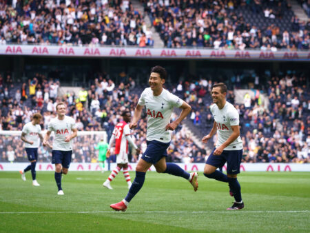 Tottenhamilla on tulevalla kaudella paljon tärkeämpi kivijalka kuin Harry Kane