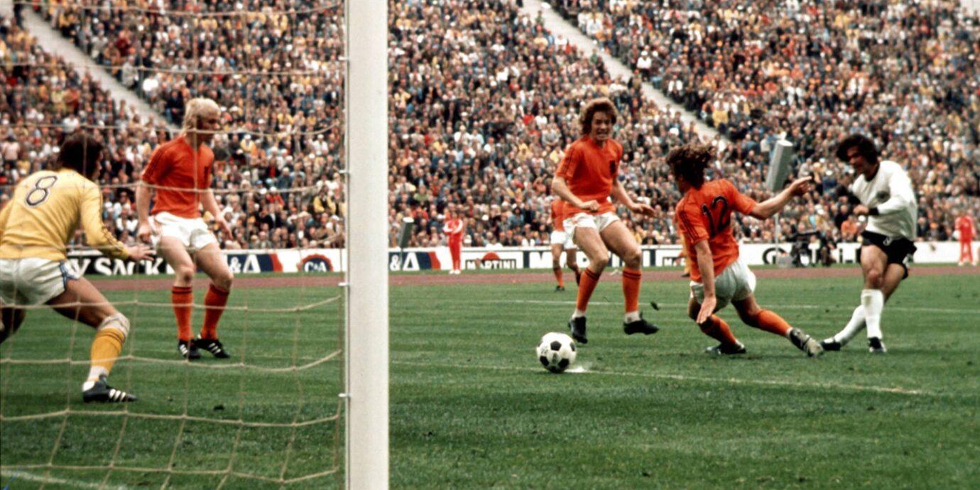 Gerd Müller oli oodi maailmalle, jota ei enää jalkapallossa ole